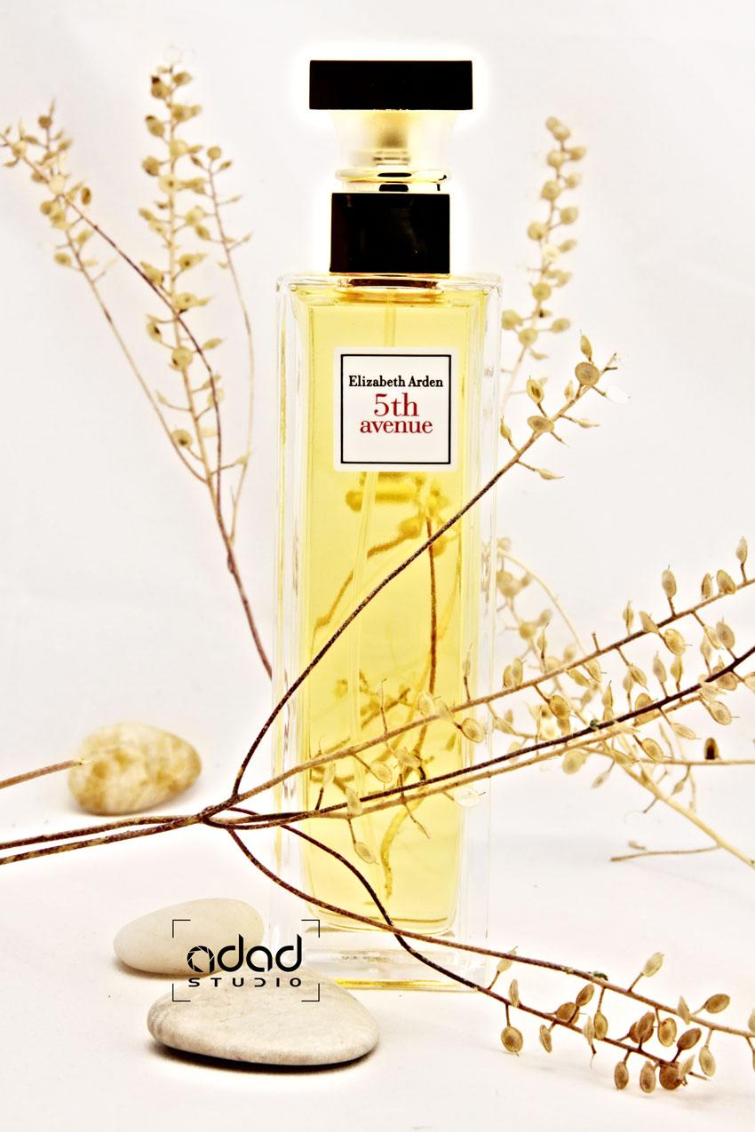 پروژه عکاسی تبلیغاتی Making عطر الیزابت آردن
