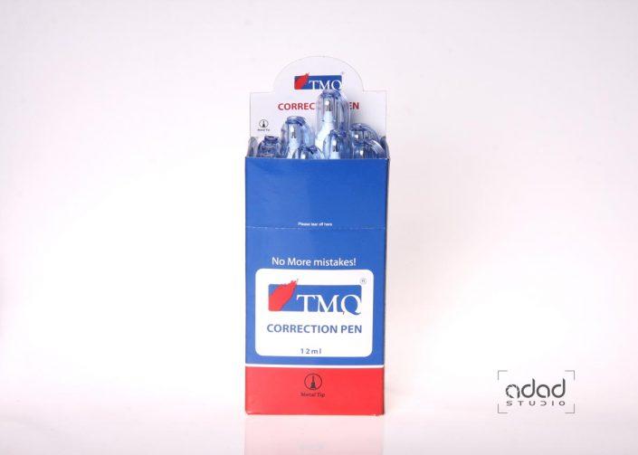 پروژه عکاسی صنعتی از لوازم تحریر TMQ