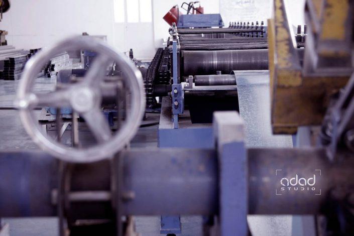 پروژه عکاسی صنعتی کارخانه روفیل