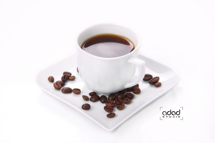 عکاسی صنعتی از قهوه