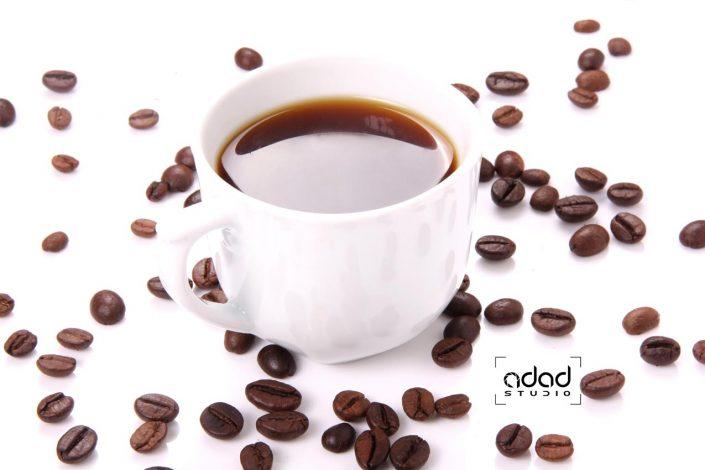 عکاسی تبلیغاتی از قهوه