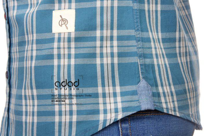 عکاسی از پیراهن مردانه